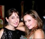 Tamar Arslanian and Lisa Alexander
