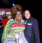Latrice Royal and Anthony Rubio