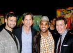 Michael Kilada, Michael Flaherty, Chad Stringfellow and Robert Aronowitz