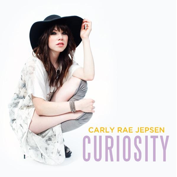 "Carly Rae Jepsen ""Curiosity"" Single Cover"