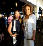 Rachel McPherson and Tamara Tunie