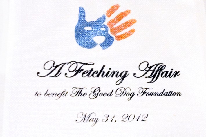 A Fetching Affair to benefit The Good Dog Foundation presented by CESAR Canine Cuisine