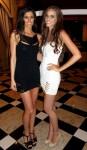 Brooke Villone and Lea Rannells