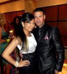 Christina Woo and Michael Rosado