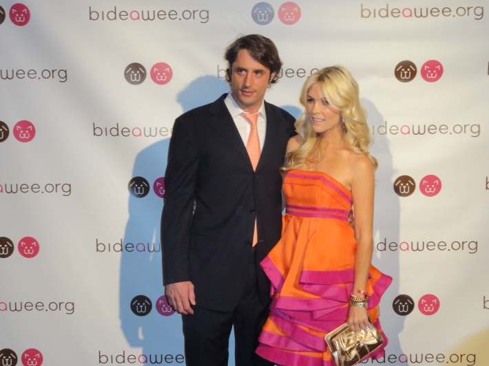 Prince Lorenzo Borghese and Tinsley Mortimer