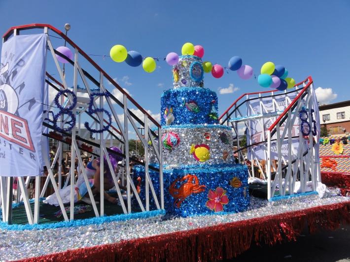 Mermaid Parade 1