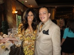 Tracy DiMarco (Jerseylicious) and Anthony Rubio