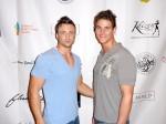 Zach Grasela and Charles (Models)