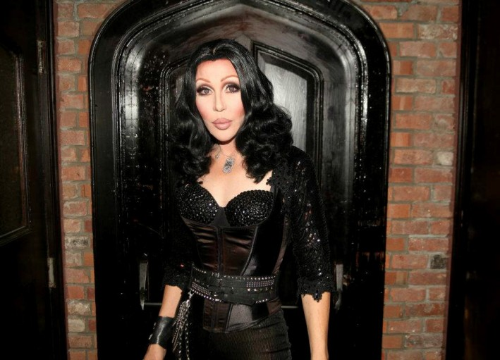 Chad Michaels at the  Third Annual OASIS benefit for Ali Forney Center