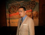 Anthony Rubio at the Third Annual OASIS benefit for Ali Forney Center