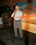 Carl Siciliano at the Third Annual OASIS benefit for Ali Forney Center
