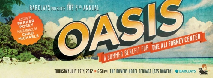 Oasis A Summer Benefit For Ali Forney Center