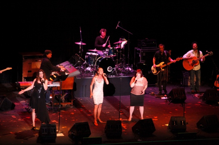 Wilson Phillips Live on Stage at Bergen Pac Perform Arts Center (Photo by Yoni Levy)
