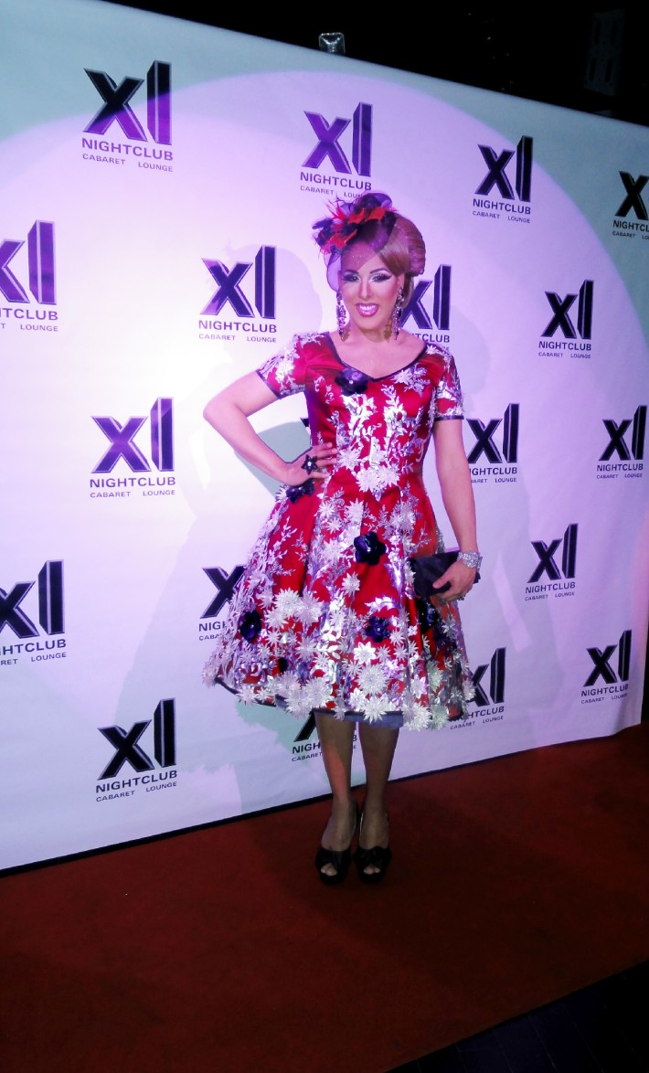 Alexis Mateo at RuPaul's All Stars Drag Race Premiere Party at XL