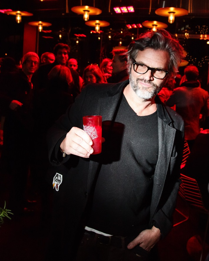 Brad Fisher attends (BELVEDERE)RED World AIDS Day event