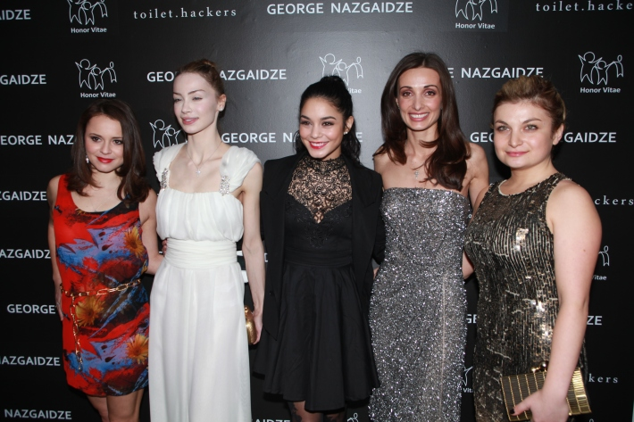 Charity Meets Fashion Holiday Celebration