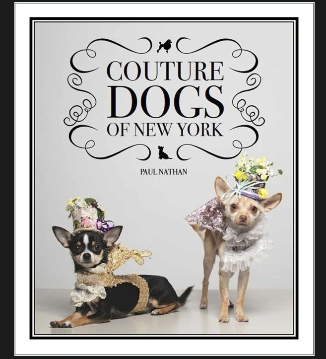Couture Dogs Of New York by Paul Nathan and Nadine Rubin Nathan of Pelluceo