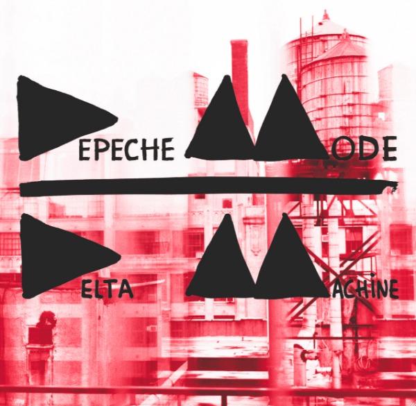 Depeche-Mode Delta Machine Album Cover
