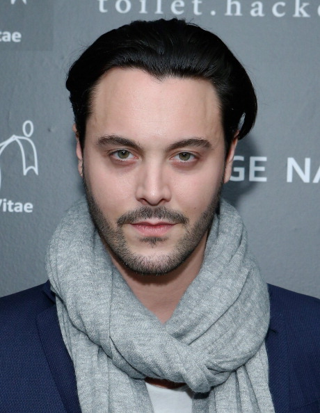Actor Jack Huston attends Charity Meets Fashion Holiday Celebration Honoring The World's Children