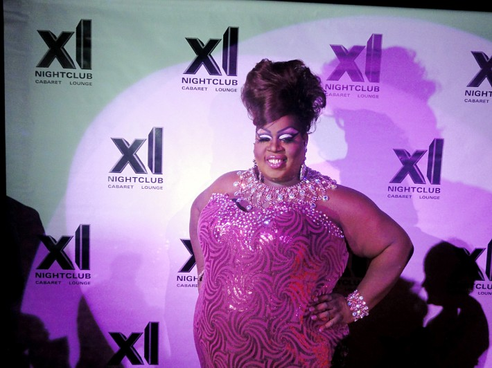 Latrice Royale at RuPaul's All Stars Drag Race Premiere Party at XL