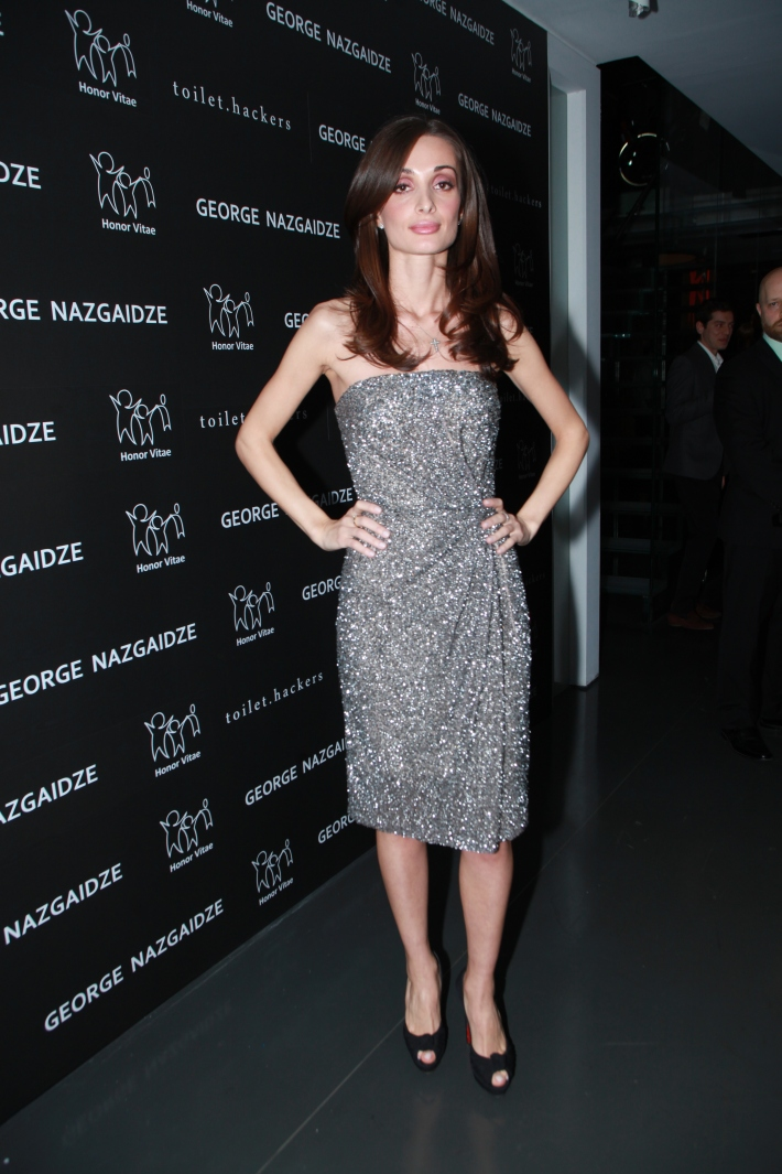 Mariam Kinkladze Charity Meets Fashion