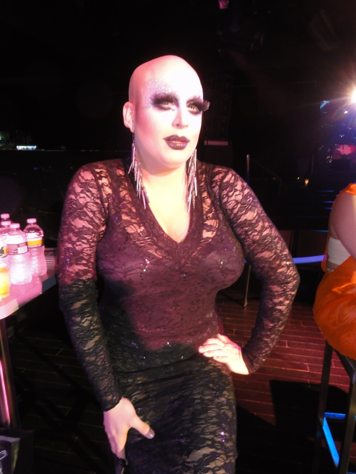 Mimi Imfurst at RuPaul's All Stars Drag Race Premiere Party at XL