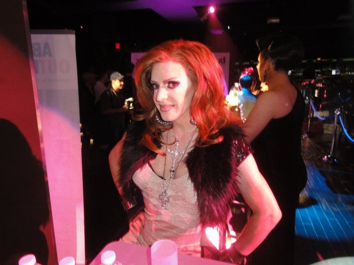 Pandora Boxx at RuPaul's All Stars Drag Race Premiere Party at XL