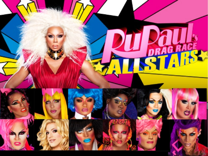 RuPaul's All Stars Drag Race Cast