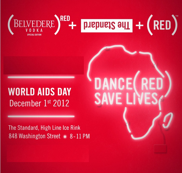 (BELVEDERE)RED World AIDS Day
