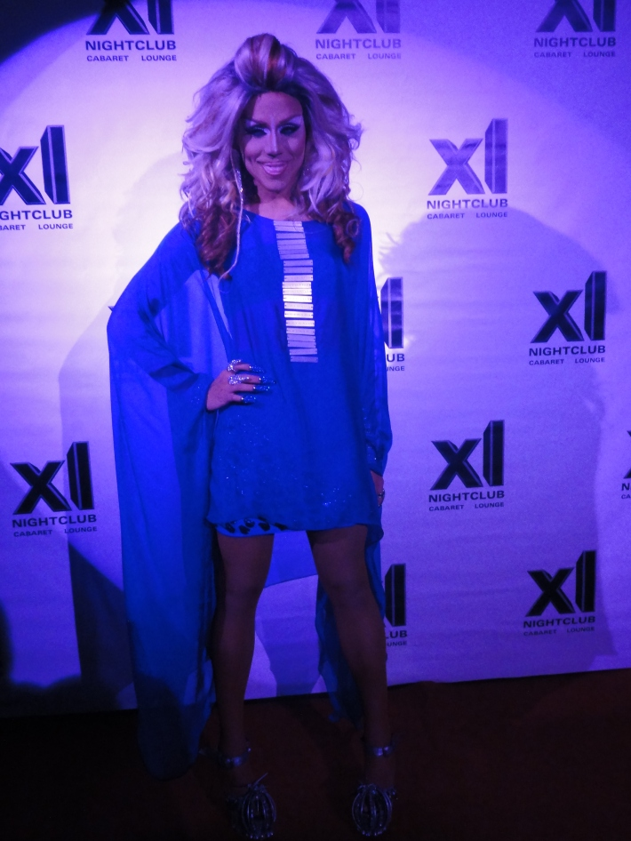 Yara Sofia attends RuPaul's All Stars Drag Race Premiere Party at XL