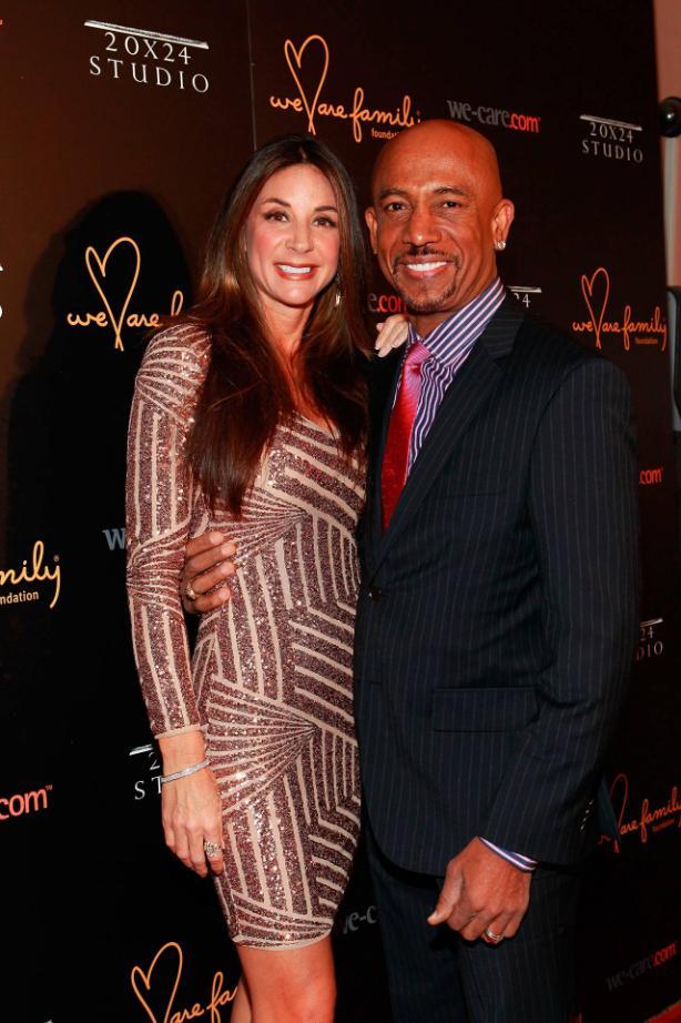 Montel Williams, Tara Fowler at We Are Family Foundation 2012 Celebration Gala 2.0 (photo by © Shahar Azran)