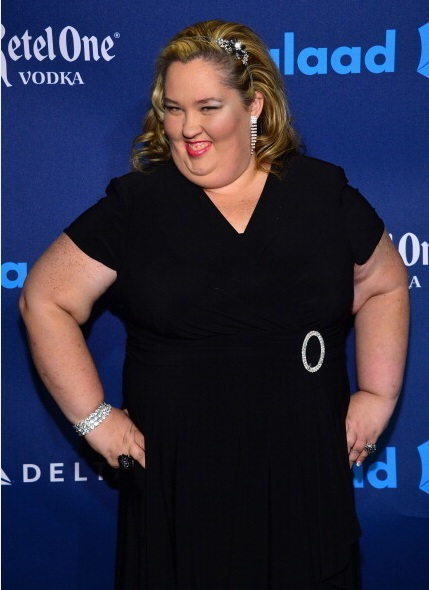 Mama June Shannon at The 24th Annual GLAAD Media Awards