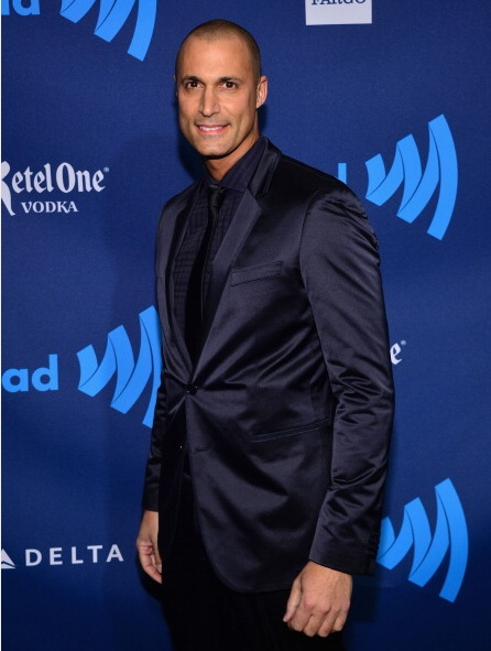 Nigel Barker at The 24th Annual GLAAD Media Awards