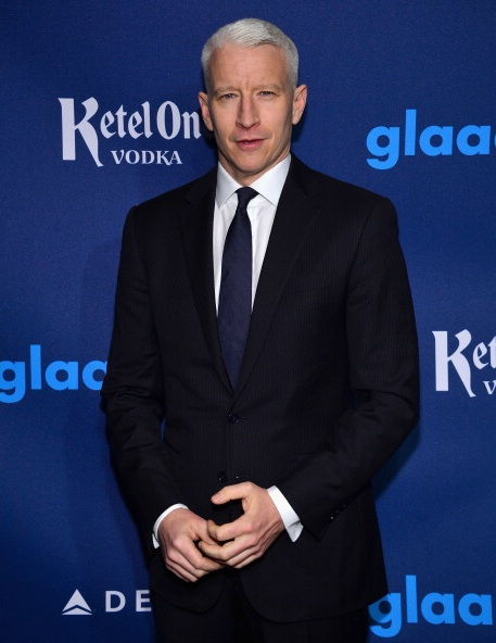 Anderson Cooper at the 24th Annual GLAAD Media Awards
