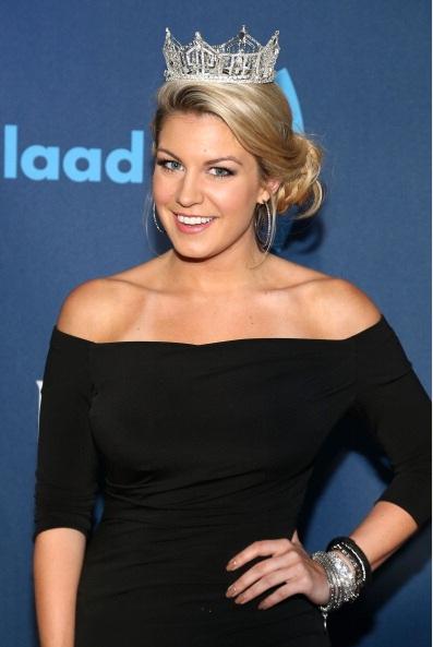 Mallory Hagan at The 24th Annual GLAAD Media Awards