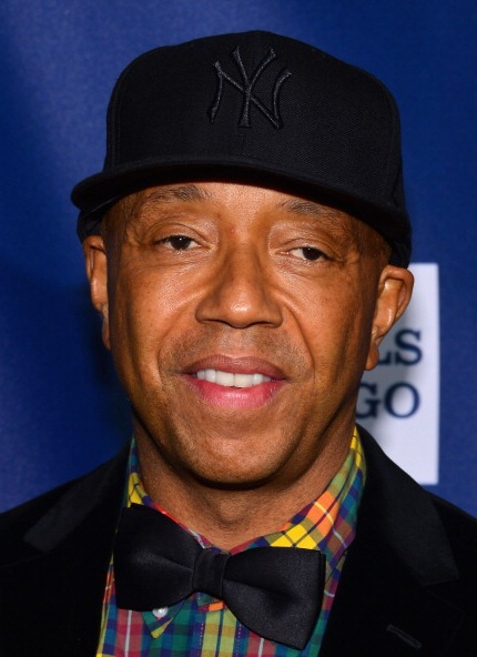 Russell Simmons at The 24th Annual GLAAD Media Awards
