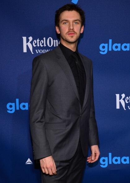 Dan Stevens at The 24th Annual GLAAD Media Awards