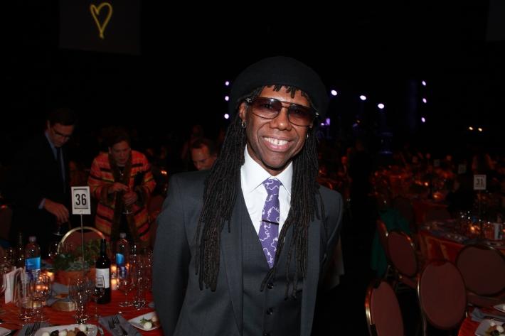 Nile Rodgers at We Are Family Foundation 2013 Celebration Gala 2.0