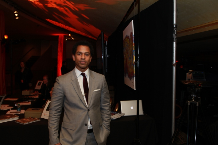 Touré at We Are Family Foundation 2012 Celebration Gala 2.0