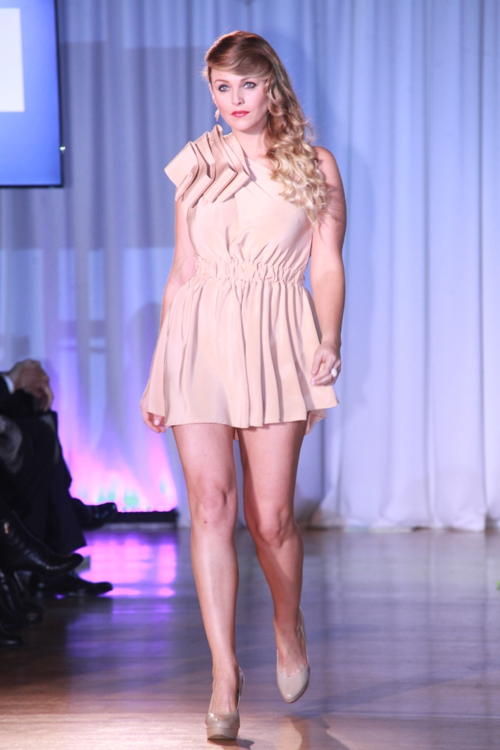 The Reality Of Fashion benefit for Broadway Cares (Photo by Yoni Levy)