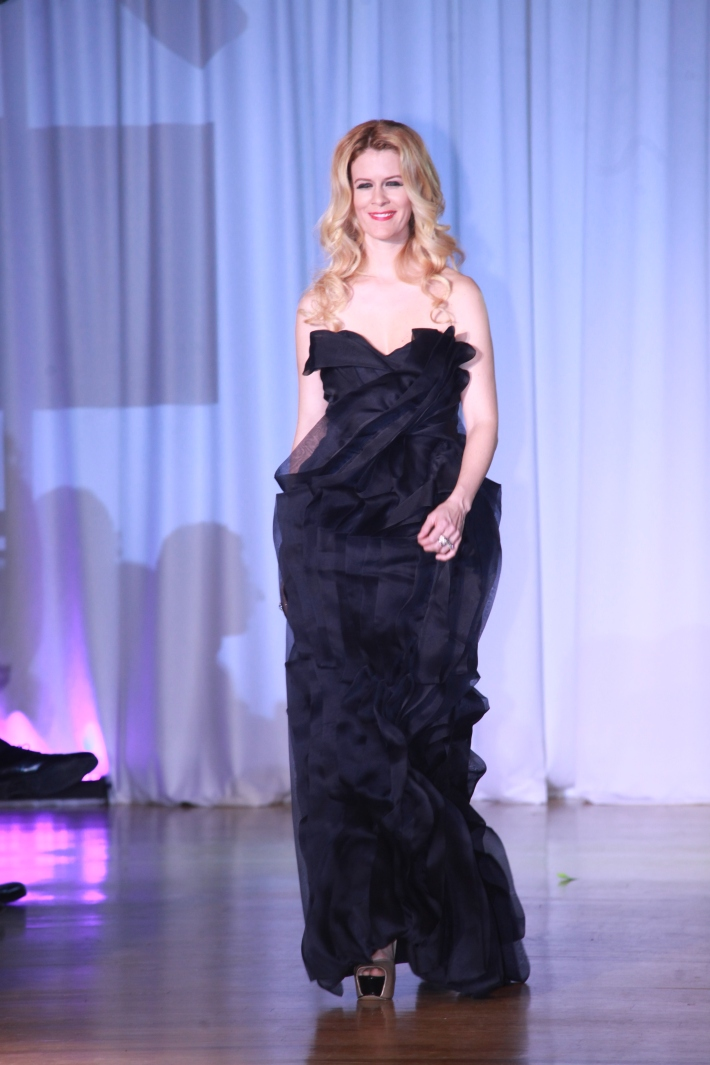 Alex McCord at The Reality Of Fashion benefit for Broadway Cares  (Photo by Yoni Levy)