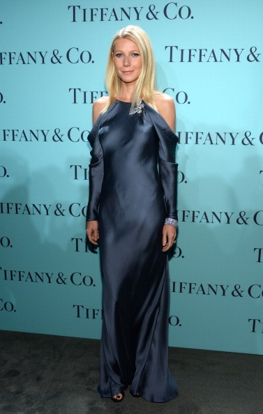 Gwyneth Paltrow attends Tiffany & Co. Its Blue Book Ball At Rockefeller Center