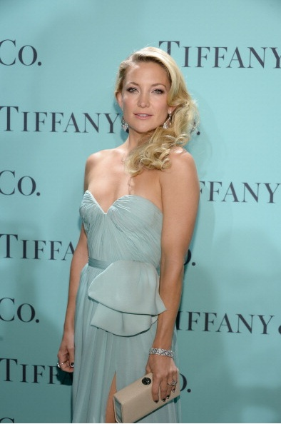 Kate Hudson attends Tiffany & Co. Its Blue Book Ball At Rockefeller Center