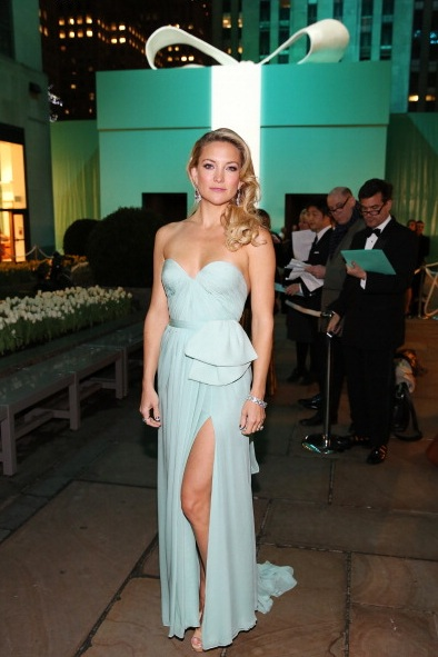 Kate Hudson attends Tiffany & Co. Its Blue Book Ball