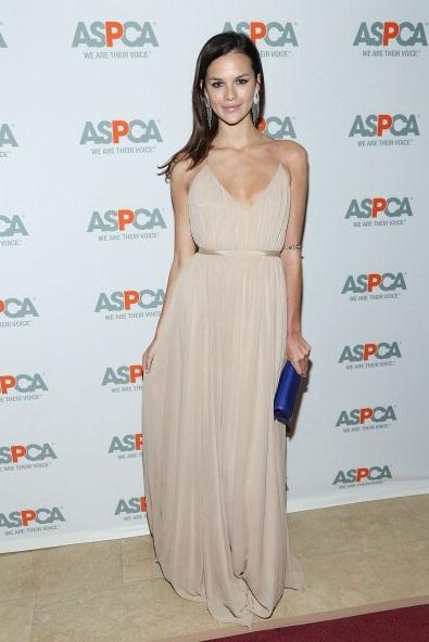 Allie Rizzo attends 16th Annual ASPCA Bergh Ball