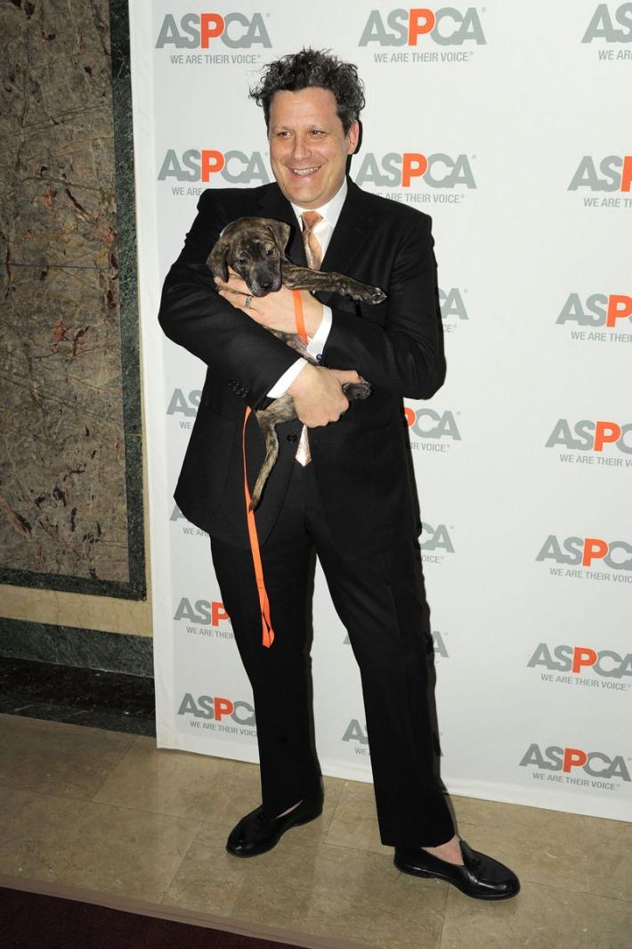 Isaac Mizrahi attends 16th Annual ASPCA Bergh Ball