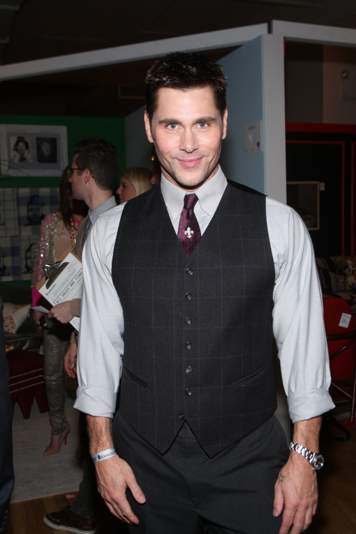 Jack Mackenroth at Housing Works 9th Annual Design On A Dime Benefit (Photo by Yoni Levy)