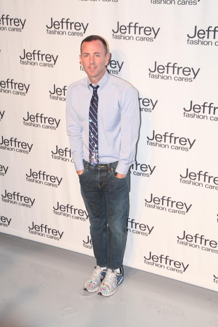 Jeffrey Kalinsky at Jeffrey Fashion Cares 10th Anniversary Celebration Photo by Yoni Levy