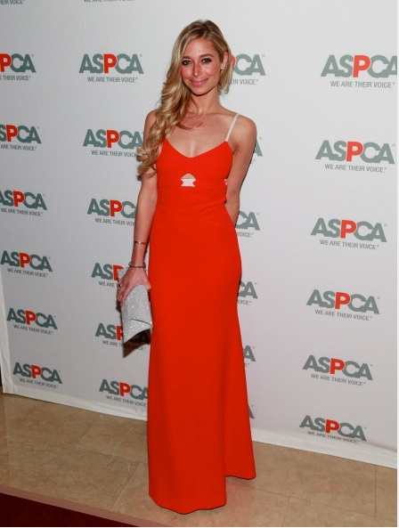 Jessie Schuster attends 16th Annual ASPCA Bergh Ball