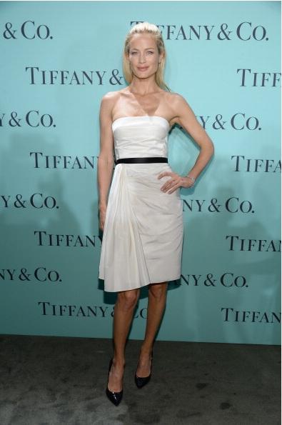 Model Carolyn Murphy attends Tiffany & Co. Its Blue Book Ball At Rockefeller Center